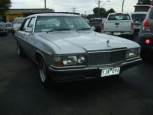 1985 Holden Statesman Sedan Frankston Frankston Area Preview