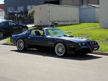 Pontiac Trans Am RHD Firebird Coupe Targa Excellent Transam 350 Revesby Bankstown Area Preview