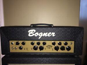 Bogner Goldfinger Head & Cabinet