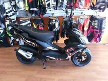 2015 ZOOT 50cc Scooter, R550, NEW $2099 on road, PRO MOTO GARAGE Pooraka Salisbury Area Preview
