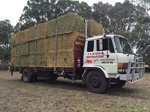 Hino tray truck Heyfield Wellington Area Preview