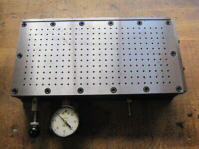 Suburban Tool Vc-612-s2 Vacuum Sine Plate 6 X 12