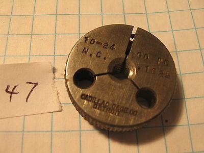 Cadillac Gage 10-24 Nc Thread Gage Go .1629 47 Machinist