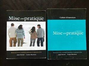 French Textbooks Dalhousie
