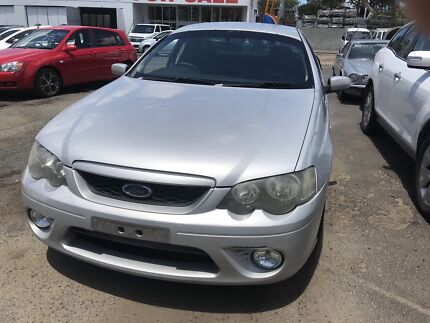 Ford Falcon 2008 XR6 Auto Ute Gas Only 324252 ks Rocklea Brisbane South West Preview