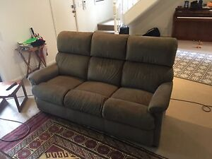 Free 3 seater lazy boy couch Burwood Burwood Area Preview