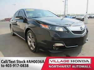 2012 Acura TL Tech SH-AWD | Aero Package | Navigation |