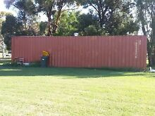 40 FOOT SHIPPING CONTAINER Pallamallawa Moree Plains Preview