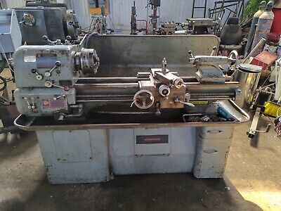 Clausing Colchester Lathe Model 13 13 X 36
