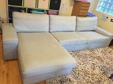 IKEA KIVIK Range Couch - 3 Seater with Chaise Lounge Mosman Mosman Area Preview