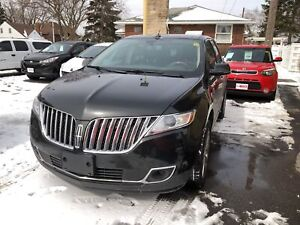 2015 Lincoln MKX RESERVE AWD - PANORAMIC SUNROOF, NAVIGATION!