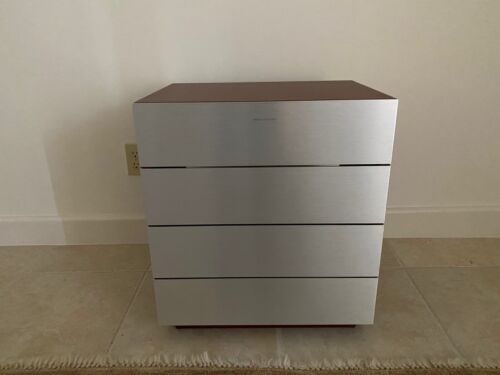 Bang & Olufsen 2164  4 Drawer Media Component Cabinet Console