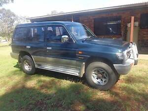 PAJERO, EXCEED, NEED SOLD  NOW Toowoomba Toowoomba City Preview