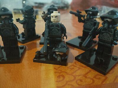 6x star wars figuren shadow arf trooper lego kompatibel clone trooper (Star Wars Shadow Trooper)