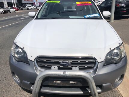 2006 Subaru Outback Fyshwick South Canberra Preview