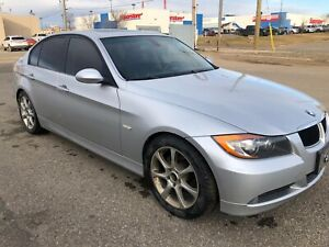 2006 bmw 325i low km