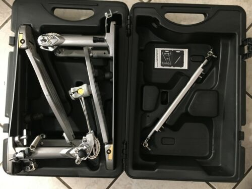TAMA HP910LWN Speed Cobra Double Chain Drive Kick Bass Drum Pedal w/ Carry Case