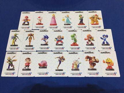 Mario Kart 8 Deluxe Amiibo NFC cards