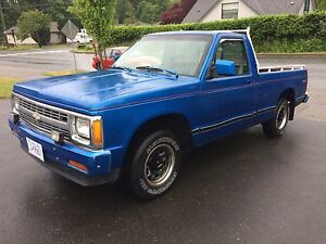 91 Chevy S-10 Price Reduced!