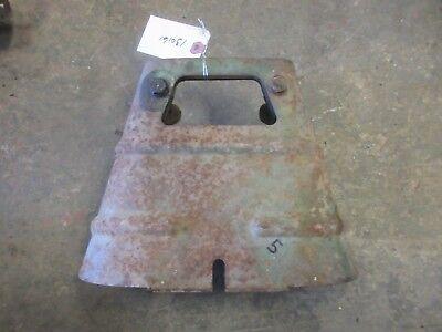 John Deere 520 530 620 630 720 730 Pto Casting Bracket Shield Nice Original