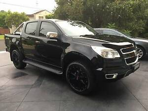 2016 RG 4x4 Holden Colorado Crew Cab Ute MY16 Baulkham Hills The Hills District Preview