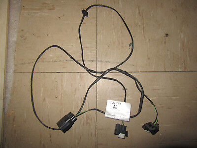 Front Fog Light Wiring Loom Harness - 2005 X Type Jaguar 2.2 Diesel 4X43-14369