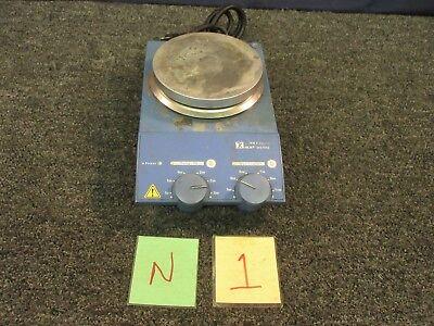 Ika Ret Basic S1 Magnetic Stirrer Hot Plate Lab Test 1100 Rpm 340 Deg 110611