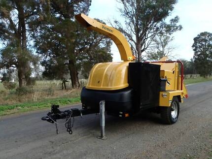 Vermeer BC1400 XL Wood Chipper