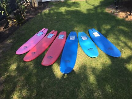 Softboards,Numfish 5'6 ($100)- 7'6 ($260) 6 sizes,Brighton