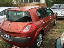 2003 Renault Megane Hatchback Sunshine North Brimbank Area Preview