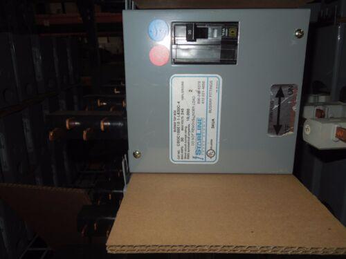 Starline Busway Tap Box Cbdc100e12-1-l630c-4 30a 2p 240v (red/blue) Used