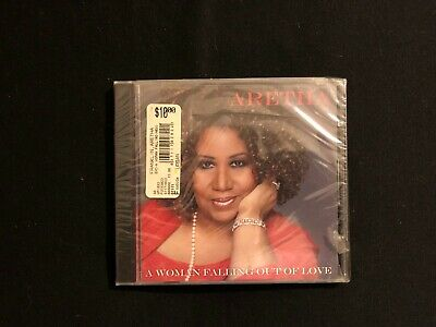 A Woman Falling Out of Love by Aretha Franklin CD 2011 Arethas