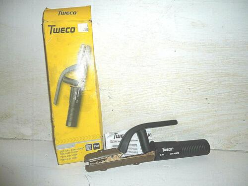 TWECO 350 AMP TONG ELECTRODE HOLDER WELDING STINGER