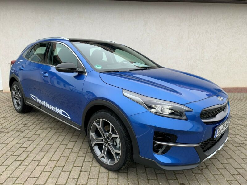 Kia XCEED 1.6 PHEV DCT6 SPI 18 NAV TC SIT GD