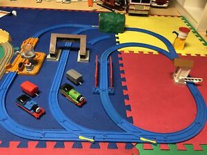 Thomas & Friends trains and track