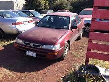 1997 Toyota Corolla Sedan Ferntree Gully Knox Area Preview