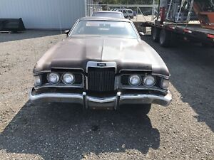 73 Mercury cougar xr7 (project)  5000$ négo