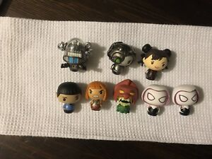 Pint size heroes for trade