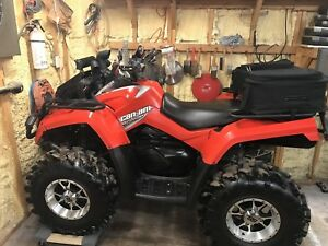 2007 Can Am 800 HO