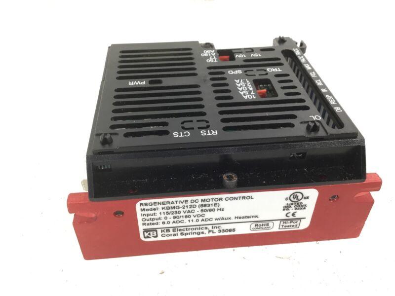 NEW KB Electronics KBMG-212D (8831E) Regenerative DC Motor Control