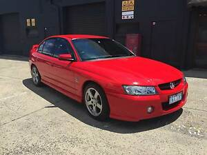 2005 Holden Commodore VZ SV6 Sedan ALLOYS TOWBAR TINT West Footscray Maribyrnong Area Preview