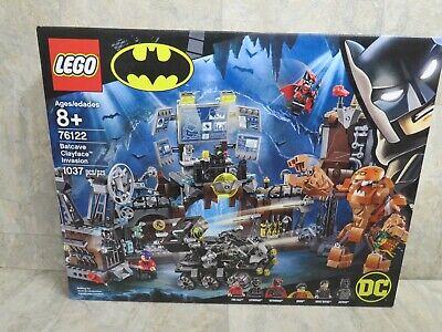 LEGO Batman 76122 Batcave Clayface Invasion