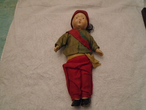 Vintage Shriners Freemasonry Doll Convention June 1930 Toronto antique rare