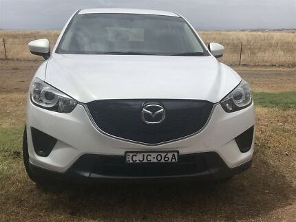 Fuel Efficent!! 2012 Mazda CX-5 Long Rego! Tamworth Tamworth City Preview