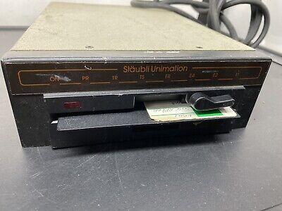 Staubli Unimation Large Floppy Disk Drive