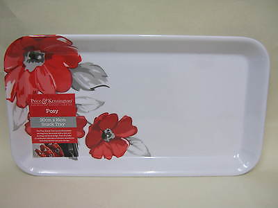 New Price And Kensington Snack Sandwich Tray 30cm x 16cm Posy Design