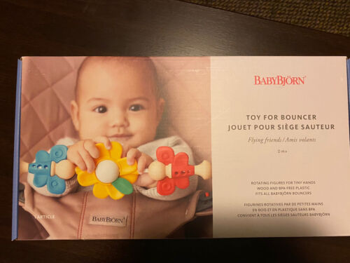 Baby Bjorn Bouncer Toy Bar - Open Box