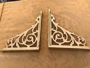 Brass shelf bracket Kurrajong Hawkesbury Area Preview