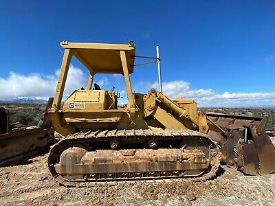 Cat 977l Crawler Track Loader Fully Operational Good Condition