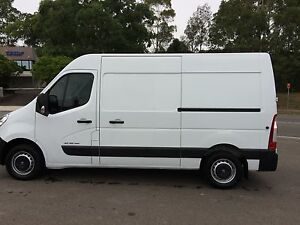 2015 Renault Master Medium Wheelbase Manual Castle Hill The Hills District Preview